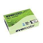 Clairefontaine Evercolor Resma de papel 500 hojas A4 80g Verde