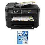 Epson WorkForce WF-7620DTWF + Epson T2711 27XL