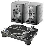 Audio-Technica AT-LP1240USB + Focal Alpha 65
