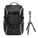 Manfrotto Travel Backpack + Befree One