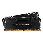 Corsair Vengeance LED Series 16 Go (2x 8 Go) DDR4 3000 MHz CL16 - Blanc