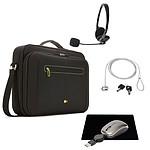 Case Logic PNC-218 + pack d'accessoires OFFERT !!!