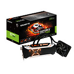 Gigabyte GeForce GTX 1080 Xtreme Gaming Watercooling - GV-N1080XTREME W-8GD