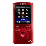 Sony NWZ-E383 Rouge