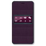 Wiko Etui Smart Folio Wiboard Violet Wiko Ufeel