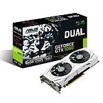 ASUS GeForce GTX 1060 DUAL-GTX1060-6G