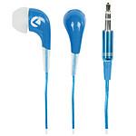 Écouteurs intra-auriculaires (bleu)