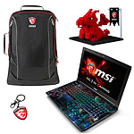 MSI GE62 6QD-452FR Apache Pro Heroes of the Storm + Pack Dragon Fever Summer OFFERT !