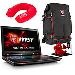MSI GT72S 6QE-857FR Dominator Pro G 4K Tobii + Pack Dragon Fever Summer OFFERT !