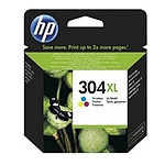 HP 304 XL 3 couleurs - N9K07AE