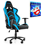 "AKRacing Player Gaming Chair (bleu) + coffret Blu-ray ""SOS Fantômes 1&2"" OFFERT !"