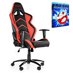 "AKRacing Player Gaming Chair (rouge) + coffret Blu-ray ""SOS Fantômes 1&2"" OFFERT !"