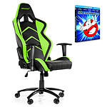 "AKRacing Player Gaming Chair (vert) + coffret Blu-ray ""SOS Fantômes 1&2"" OFFERT !"