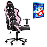 "AKRacing Player Gaming Chair (rose) + coffret Blu-ray ""SOS Fantômes 1&2"" OFFERT !"