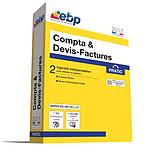 EBP Compta et Devis-Factures Pratic 2017 + Services VIP
