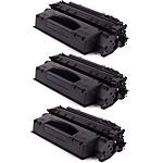 Multipack toners compatibles HP CF280X (Noir)