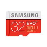 Samsung EVO Plus microSD 32 Go