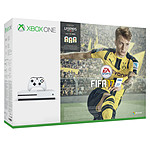 Microsoft Xbox One S (1 To) + FIFA 17