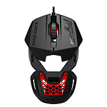Mad Catz R.A.T. 1 (RAT 1) Noir/Rouge
