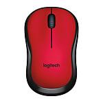 Logitech M220 Silent (Rojo)