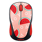 Logitech M238 Wireless Mouse (Pastèque)