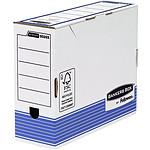 Fellowes System A4 Boîte d'archives 100mm Bleu x 10