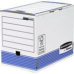 Fellowes System A4 Boîte d'archives 200mm Bleu x 10