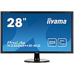 "iiyama 28"" LED - ProLite X2888HS-B2"