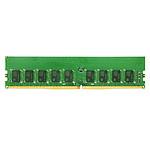 Synology 4 Go (1 x 4 Go) DDR4 UDIMM 2666 MHz (D4NE-2666-4G)