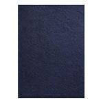 Plat de couverture A4 Carton grain cuir noir 250 g - Par 100