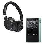 Astell&Kern AK70 + Audio-Technica ATH-SR5 Noir