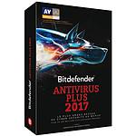 Bitdefender Antivirus Plus 2017 - 2 Ans 3 Postes