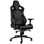 Noblechairs Epic Leather (negro/negro)