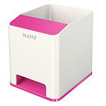Leitz WOW Dual Pot à crayons Rose