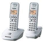 Panasonic KX-TG2512FR Duo Blanc