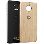 Motorola Mods Coque Bois OAK Moto Z/Z Play