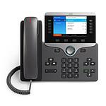 Cisco IP Phone 8851 avec micrologiciel de téléphone multiplateforme