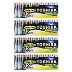 Toshiba Pilas Alcalinas AAA LR03 (por 48)