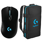 Logitech G403 Prodigy Wireless Gaming Mouse + eSport Bag OFFERT !