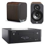 Denon CEOL N9 Noir + Q Acoustics 3010 Bois