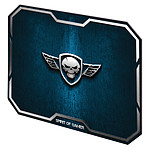 Spirit of Gamer Winged Skull Bleu