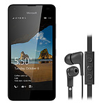 Microsoft Lumia 550 Noir + a-JAYS Five OFFERTS !