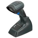 Datalogic QuickScan QBT2430 + soporte + cable USB Negro