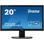 """iiyama 19.5"""" LED - ProLite E2083HSD-B1"""