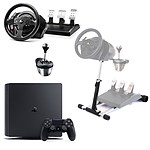 Sony PlayStation 4 Slim Racing Pack Expert Edition