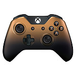 Microsoft Xbox One Wireless Controller Copper Shadow
