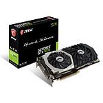 MSI GeForce GTX 1070 QUICK SILVER 8G OC