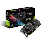 ASUS ROG Strix GeForce GTX 1050 Ti édition OC