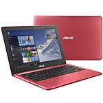 ASUS EeeBook E202SA-FD0017T Rouge