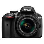 Nikon D3400 + AF-P 18-55 VR Noir